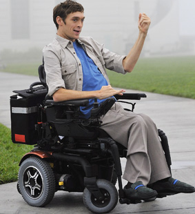 Dating someone with cerebral palsy